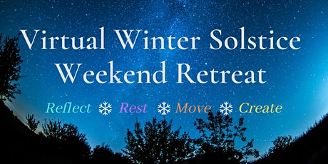 Winter Solstice  Retreat tickets