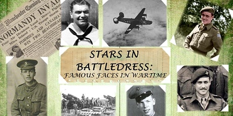 Stars in Battledress: Famous Faces in Wartime tickets