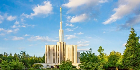 Seattle YSA 2nd Sacrament Meeting + Sunday School: Dec 6, 2020 tickets