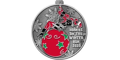 Homies on the Deadpool Winter Run 5K & 10K (New Location) tickets