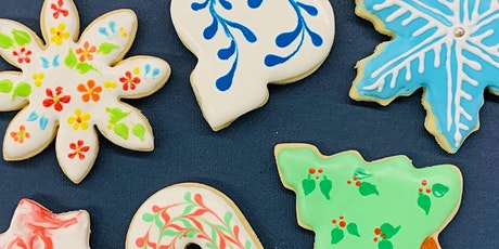 Cookie Decorating with Marnie Weiss tickets