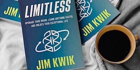 EBBC Amsterdam / Online - Limitless (Jim Kwik) tickets