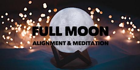 Full Moon Meditation & Alignment Circle tickets