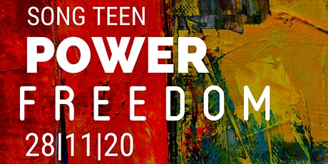 Song Teen Power - Freedom tickets