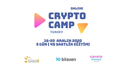 CryptoCamp Turkey tickets