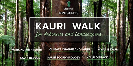 Kauri walk for Arborists tickets
