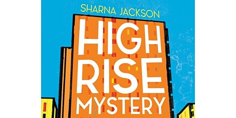 Book-Able Space Middle Grade Book Club High-Rise Mystery (November) tickets