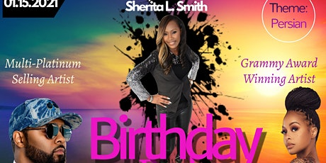 Sherita Smith Birthday Bash featuring Musiq Soulchild & Chrisette Michele tickets