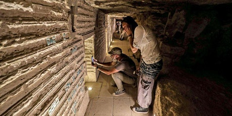SECRETS OF EGYPT REVEALED: New Discoveries, Ancient Wonders tickets