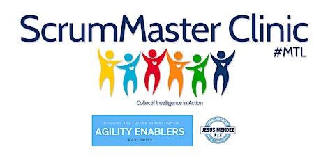 Scrum Masters Clinique #MTL Février 2021 (2ème année) billets