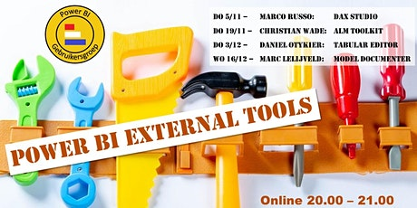 Power BI External Tools series tickets