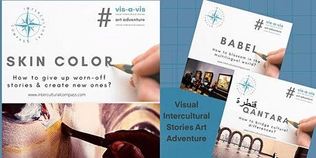 #vis-à-vis Visual Intercultural Storytelling tickets