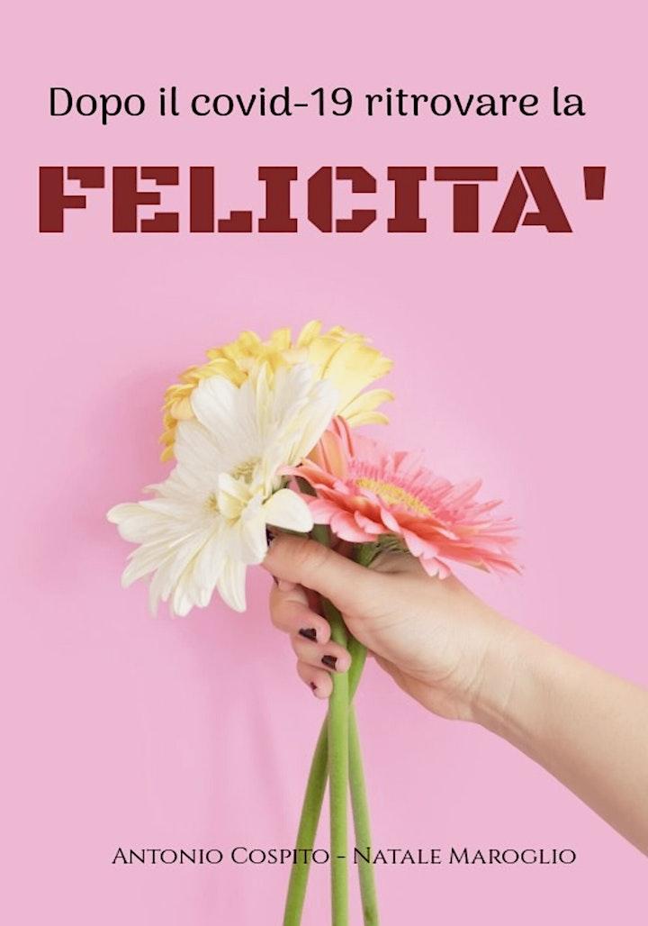 Immagine Promozione libro Felicità by Antonio Cospito
