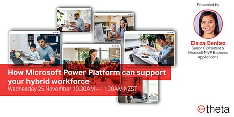 How Microsoft Power Platform can support your hybrid workforce tickets