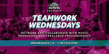 Teamwork Wednesdays tickets