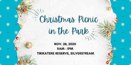 Christmas Picnic in the Park tickets