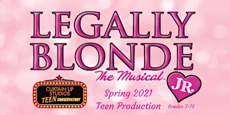 Teen Conservatory Production: Legally Blonde JR tickets