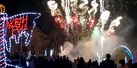 Midnight At 8: Fireworks + A Walk Through Symphony of Lights tickets