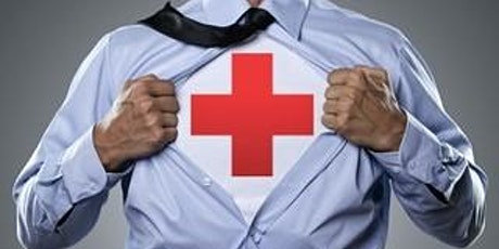Find Your Super Power -- Volunteer with the American Red Cross tickets