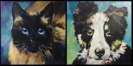 Paint your Pet! tickets
