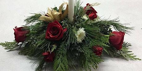 Christmas Centerpiece Workshop tickets