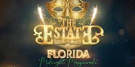 The Estate Florida - Midnight Masquerade tickets