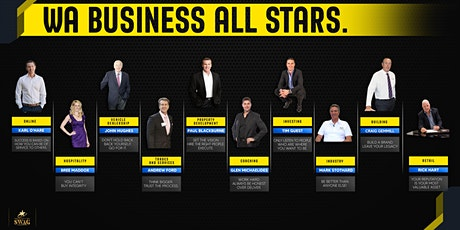 WA Business All Stars tickets