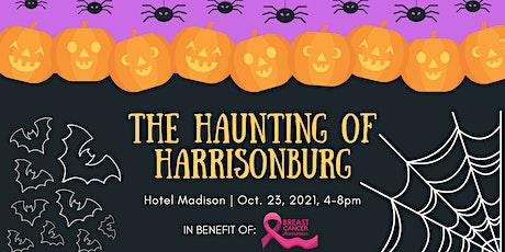 The Haunting of Harrisonburg tickets