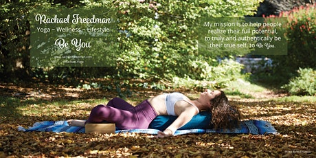 Virtual Restorative Yoga tickets