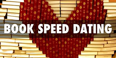Speed Dating with a Book tickets