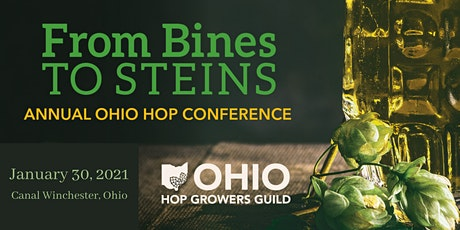 Bines to Steins - Ohio Hop Conference 2021 tickets