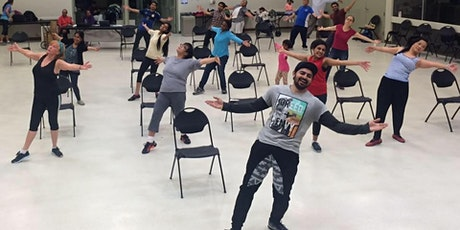 Bollywood Bhangra Cardio Workout tickets