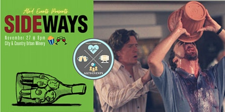 Friday Night Movie Series @ the Winery: SIDEWAYS - Nov 27