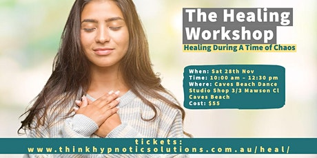 The Healing Workshop tickets