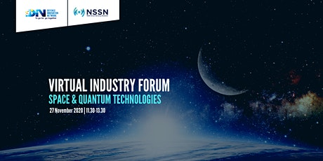 DIN Virtual Industry Forum: Space & Quantum Technologies tickets