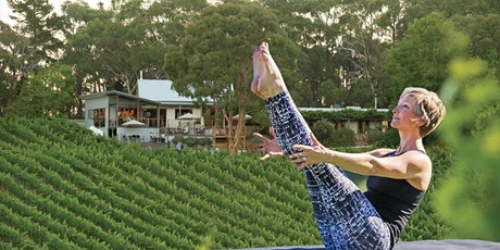 Morning Yoga & Brunch at Mount Lofty Ranges Vineyard - Lenswood tickets
