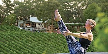 Morning Yoga & Brunch at Mount Lofty Ranges Vineyard - Lenswood tickets