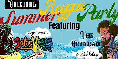 Summer Reggae Party tickets