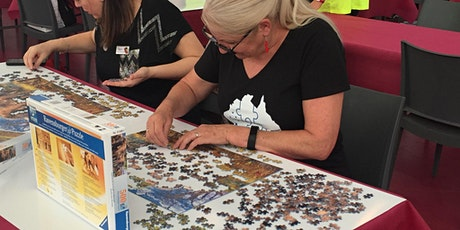 National Jigsaw Puzzle Competition tickets