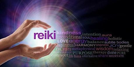 Virtual Reiki Healing Class tickets