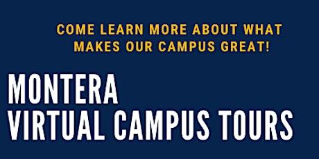 Montera Virtual Campus Tours tickets