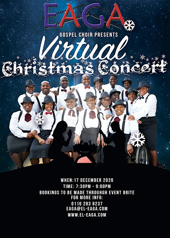 Virtual Christmas Carol Concert Portl