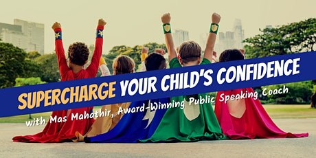 Supercharge Your Child's Confidence tickets