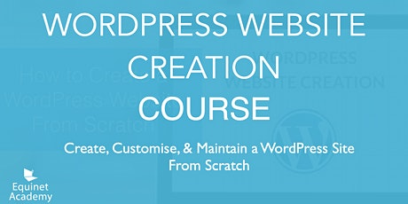 WSQ WordPress Website Creation Course tickets