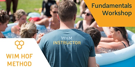 Wim Hof Method Fundamentals + Sport Workshop @ Run of the Mil Fitness tickets