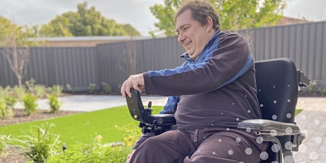 Copy of Sana Living Disability Accommodation Information Session GERALDTON tickets