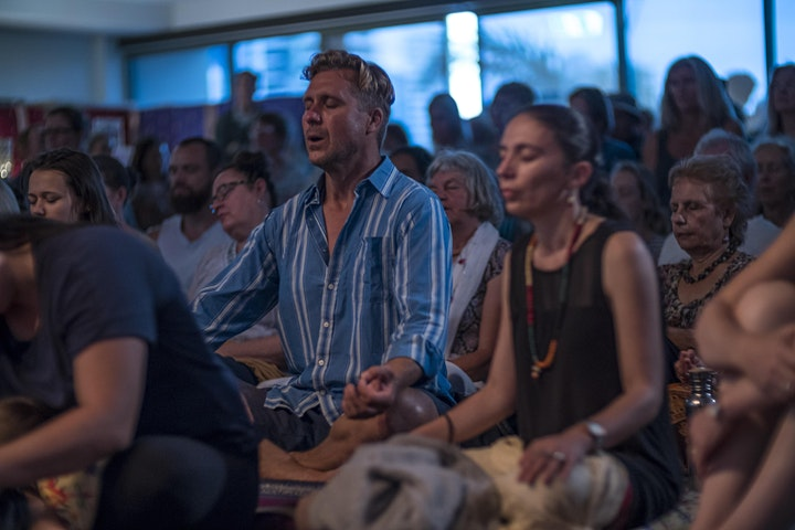 Kirtan & Meditation  at The Mantra Room (2021) image