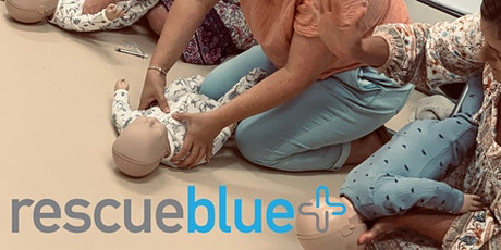 Rescueblue Little Aid Workshop- Cheeky Little Monkeys tickets
