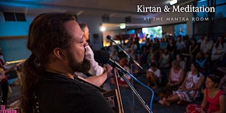 Kirtan & Meditation  at The Mantra Room tickets