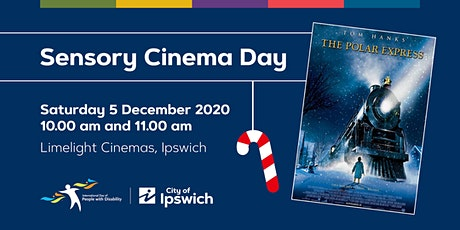 FREE Sensory Cinema Day (International Day of People with Disability) tickets